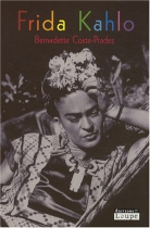 "Couverture du livre : ""Frida Kahlo"""