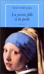 """Couverture du livre : """"La jeune fille à la perle"""""""