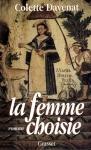 """Couverture du livre : """"La femme choisie"""""""