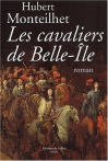 """Couverture du livre : """"Les cavaliers de Belle-Île"""""""