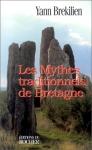 """Couverture du livre : """"Les mythes traditionnels de Bretagne"""""""