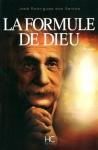 """Couverture du livre : """"La formule de Dieu"""""""