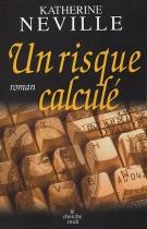 """Couverture du livre : """"Un risque calculé"""""""