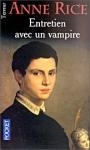 """Couverture du livre : """"Entretien avec un vampire"""""""