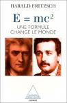 """Couverture du livre : """"E=mc²"""""""
