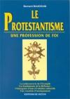"""Couverture du livre : """"Le protestantisme"""""""