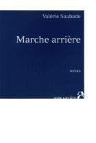 """Couverture du livre : """"Marche arrière"""""""