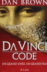 """Couverture du livre : """"Da Vinci code"""""""
