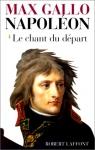 """Couverture du livre : """"Le chant du départ"""""""