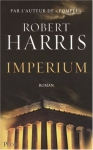 """Couverture du livre : """"Imperium"""""""