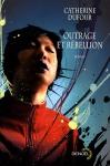 """Couverture du livre : """"Outrage et rébellion"""""""