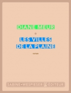 """Couverture du livre : """"Les villes de la plaine"""""""