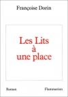 """Couverture du livre : """"Les lits à une place"""""""