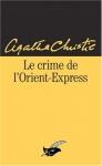 """Couverture du livre : """"Le crime de l'Orient-Express"""""""