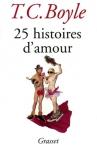 """Couverture du livre : """"25 histoires d'amour"""""""