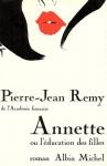 """Couverture du livre : """"Annette ou l'éducation des filles"""""""