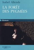 """Couverture du livre : """"La forêt des pygmées"""""""