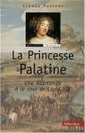 """Couverture du livre : """"La princesse palatine"""""""
