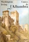 """Couverture du livre : """"Contes de l'Alhambra"""""""