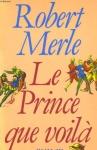 """Couverture du livre : """"Le prince que voilà"""""""