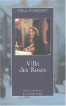 """Couverture du livre : """"Villa des Roses"""""""