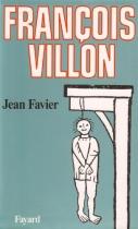 """Couverture du livre : """"François Villon"""""""