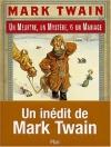 """Couverture du livre : """"Un meurtre, un mystère et un mariage"""""""