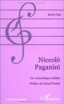 "Couverture du livre : ""Niccolò Paganini"""