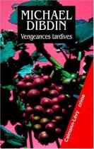 """Couverture du livre : """"Vengeances tardives"""""""