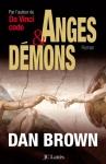 """Couverture du livre : """"Anges et démons"""""""