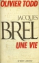 """Couverture du livre : """"Jacques Brel"""""""