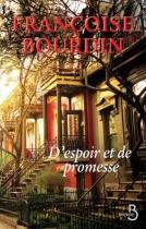 """Couverture du livre : """"D'espoir et de promesse"""""""