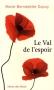 """Couverture du livre : """"De sang et d'ébène"""""""