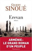 """Couverture du livre : """"Erevan"""""""