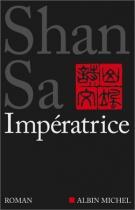 """Couverture du livre : """"Impératrice"""""""