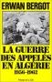 """Couverture du livre : """"La guerre des appelés en Algérie"""""""