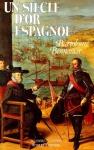 """Couverture du livre : """"Un siècle d'or espagnol"""""""