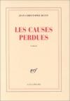 """Couverture du livre : """"Les causes perdues"""""""