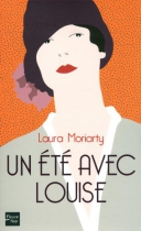 """Couverture du livre : """"Un été avec Louise"""""""