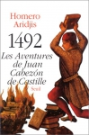 """Couverture du livre : """"1492"""""""