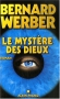 """Couverture du livre : """"Le mystère des dieux"""""""