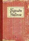 """Couverture du livre : """"Cuisinière wallonne"""""""
