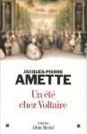"""Couverture du livre : """"Un été chez Voltaire"""""""