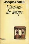 """Couverture du livre : """"Histoires du temps"""""""
