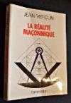 """Couverture du livre : """"La réalité maçonnique"""""""