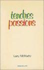 """Couverture du livre : """"Tendres passions"""""""