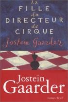 """Couverture du livre : """"La fille du directeur de cirque"""""""