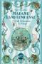 """Couverture du livre : """"Madame Pamplemousse et le café à remonter le temps"""""""