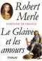 """Couverture du livre : """"Le glaive et les amours"""""""