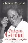 """Couverture du livre : """"Françoise Giroud"""""""